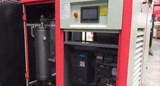 变频空压机与普通空压机之间真正的区别