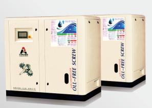 无油空压机在制药行业中的应用